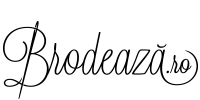 Broderie computerizata. Personalizare  cu broderie de calitate pe diferite suporturi textile