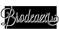 Broderie computerizata. Personalizare cu broderie de calitate pe diferite suporturi textile. www.Brodeaza.ro