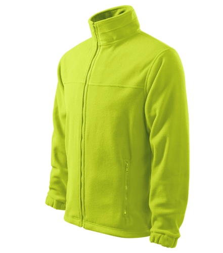 jacheta fleece barbati 501 lime