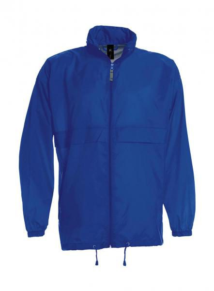 jacheta windbreaker ju800 royal