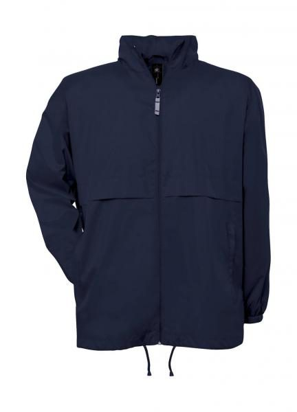 jacheta windbreaker ju801 navy