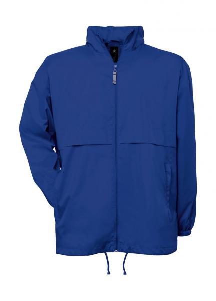 jacheta windbreaker ju801 royal