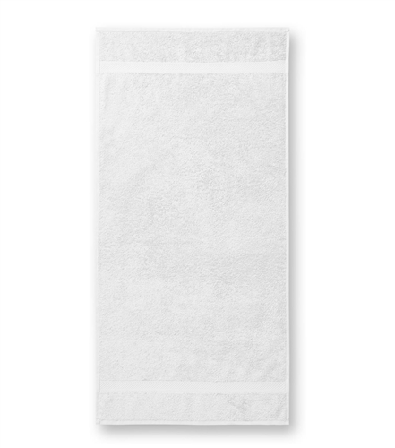 prosop de baie terry bath towel 905 alb
