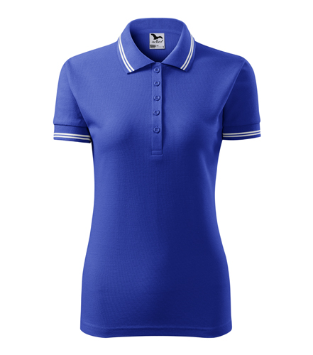 tricou polo dama urban 220 albastru regal