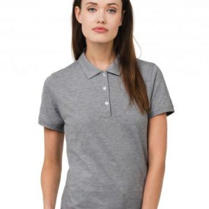tricou polo femei safran timeless model